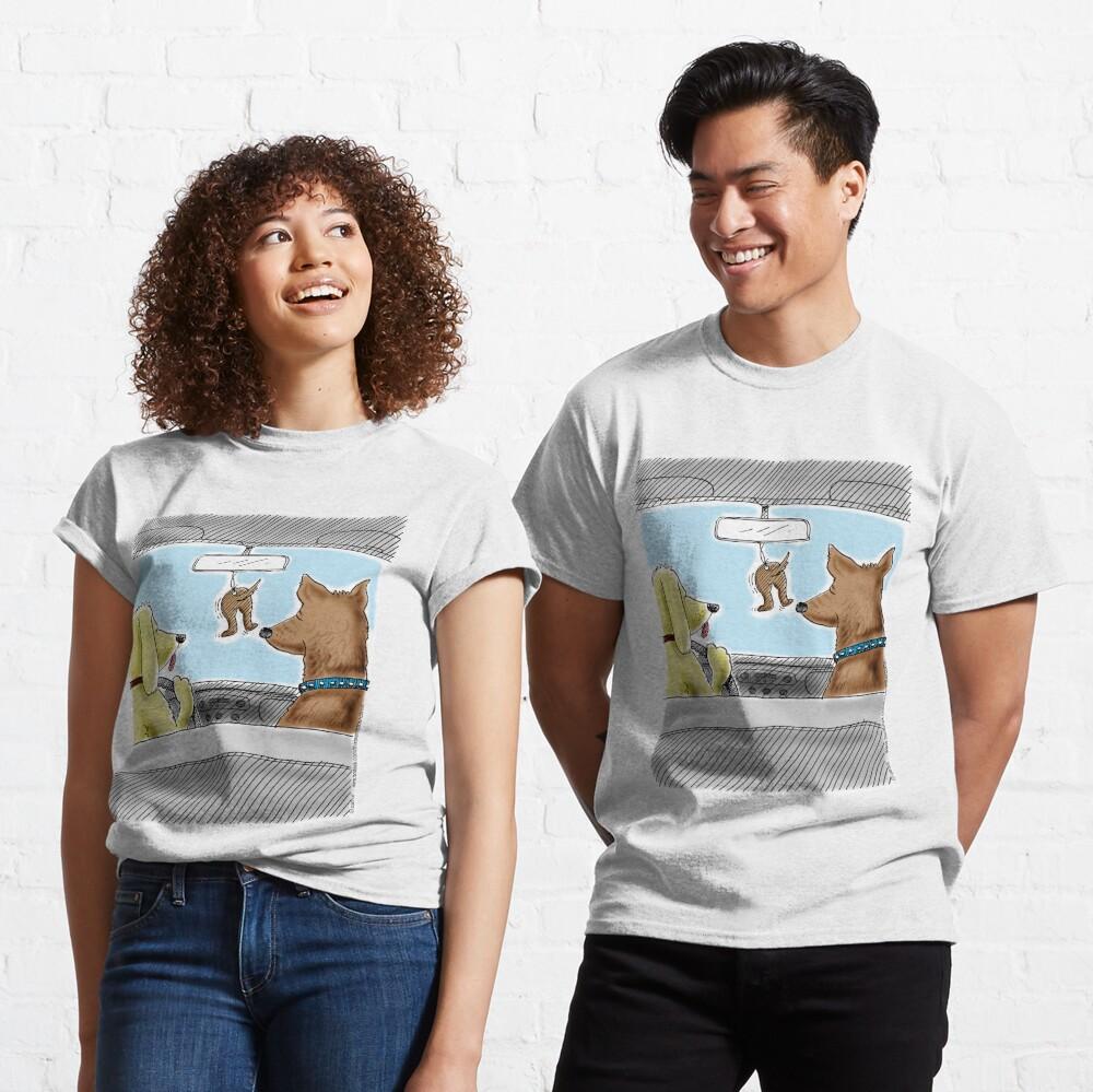 Doggie Air Freshener - doggone true Classic T-Shirt