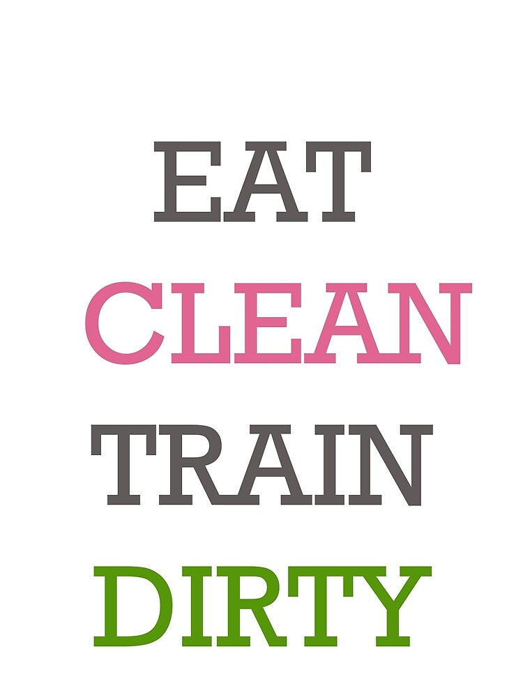 Eat Clean by fitnessfun
