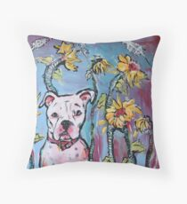 Libby  Throw Pillow