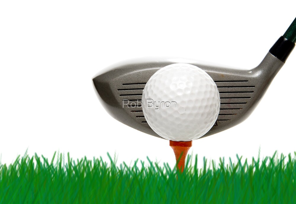 Golf by Rob Byron
