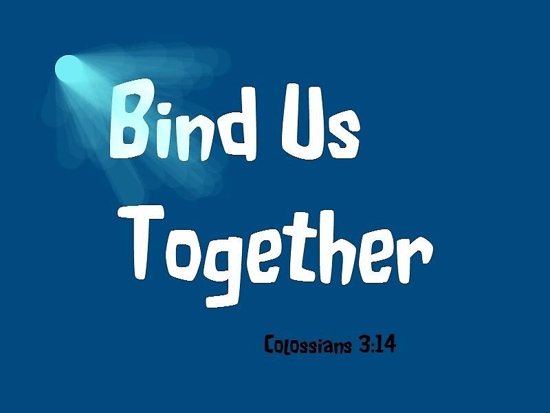 Bind Us Together by NelmaHiggins