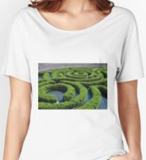 Concentric Women's Relaxed Fit T-Shirt