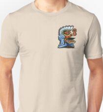 Cigar Injun Pocket Tee Unisex T-Shirt