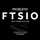 FTSIO - F*ck This Sh*t, I'm Out by DaemonsDiscuss