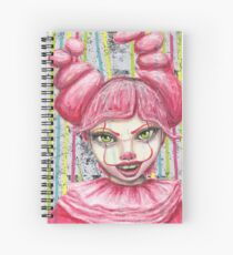 "If ""It"" Had A Daughter Spiral Notebook"