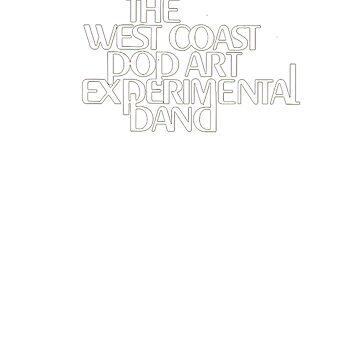 Copia del Logo de la Banda Experimental de Arte Pop de la Costa Oeste TEXTO PEQUEÑO de tommy2shots