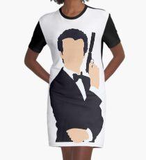 Vestido camiseta James Bond