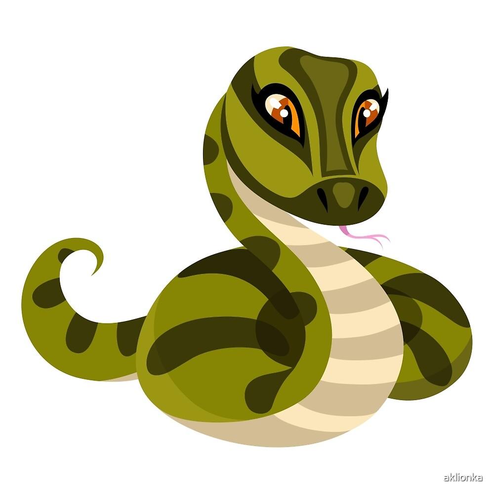 Anaconda by aklionka
