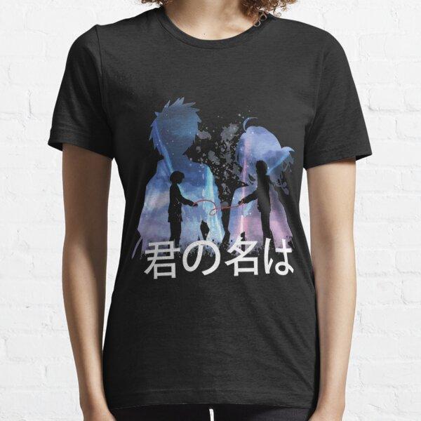 kimi no na wa ( your name ) anime Essential T-Shirt