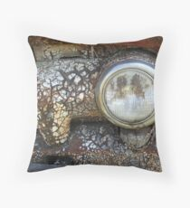 Dry Eye Throw Pillow