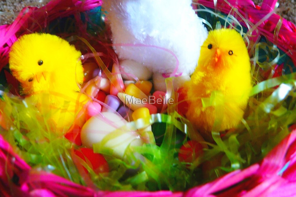 Sweet Easter Basket by MaeBelle