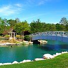 The White Bridge by Glenna Walker
