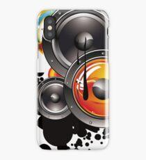 Altavoz música  iPhone XS Case