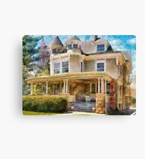 House - Summer House II Canvas Print