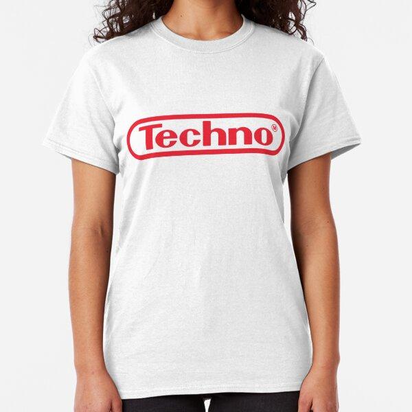 Techno Game Classic T-Shirt