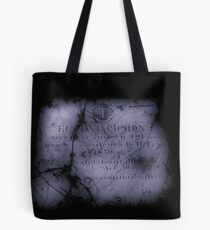 Reves Doux Monsieur Pichon Tote Bag