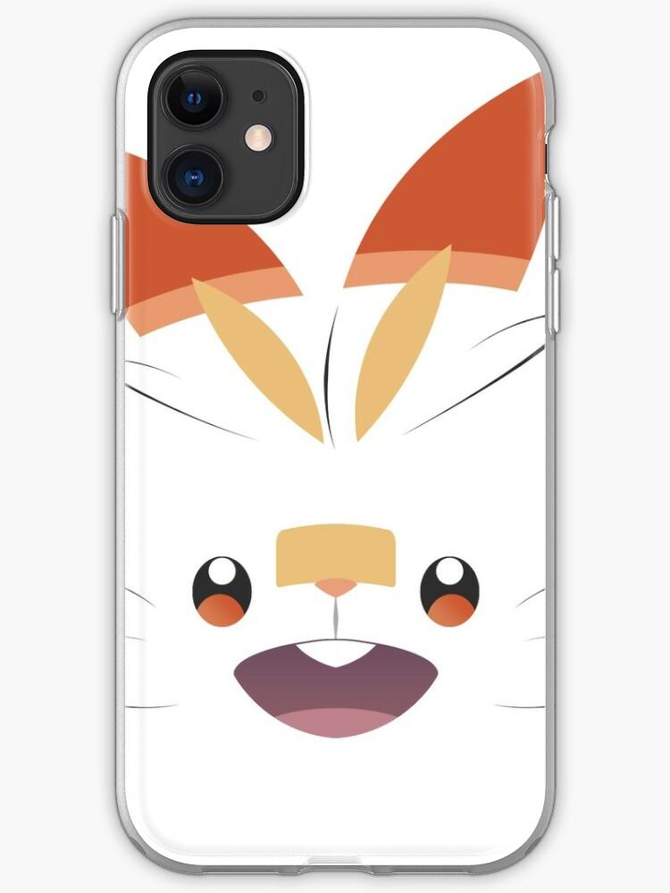 Shield Scorbunny Art iPhone 6/6S Case