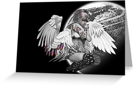Angel Wings by Jenne