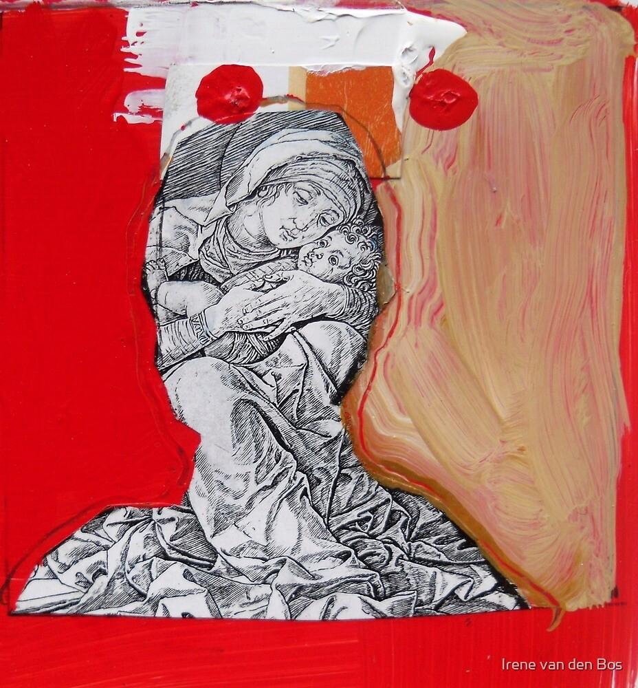 RED FACE by Irene van den Bos