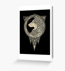 NORSE ULV Greeting Card