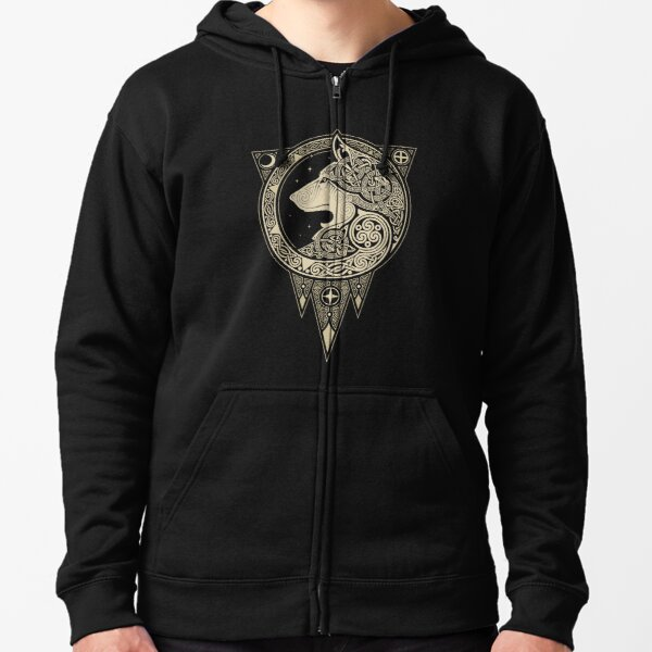 NORSE ULV Zipped Hoodie