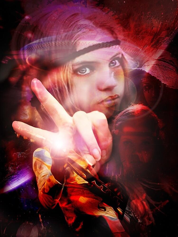 Hendrix Mind Blown 06 by ZiggyChrist