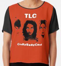 TLC CrazySexyCool Chiffontop