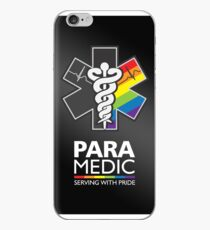 Serving with Pride iPhone Case