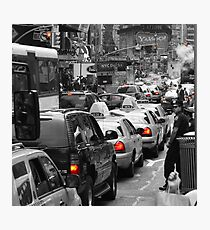 NYC Standstill Photographic Print
