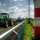 Tractor Time by Eric Scott Birdwhistell