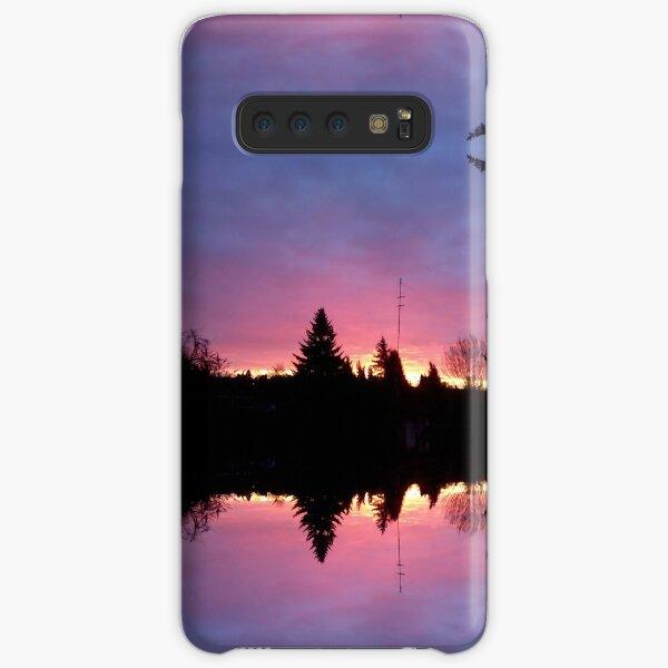 God is good - dawn Samsung Galaxy Snap Case