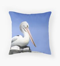 Pelly-Can-can-can Throw Pillow