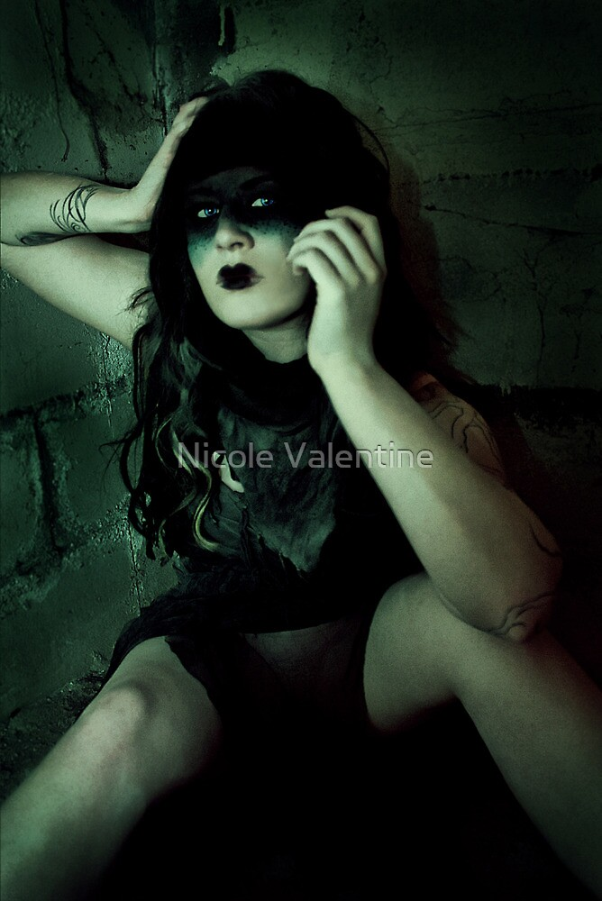 XXI: Tear At This by Nicole Valentine