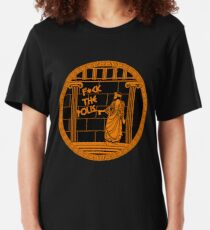 F*ck the Polis Slim Fit T-Shirt