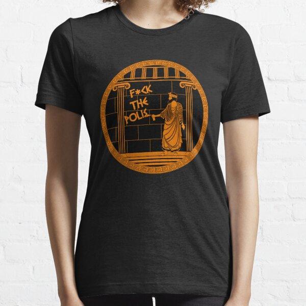 F * ck le Polis T-shirt essentiel