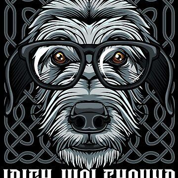 Irish Wolfhound by Lumio