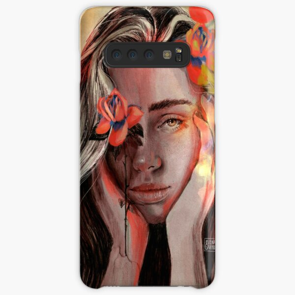 ROSE Samsung Galaxy Snap Case