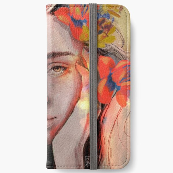 ROSE iPhone Wallet