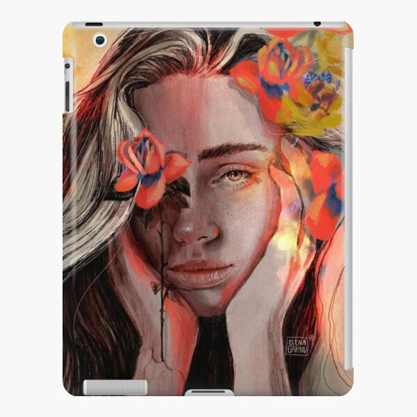ROSE iPad Snap Case
