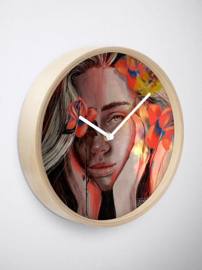Alternate view of ROSE Clock
