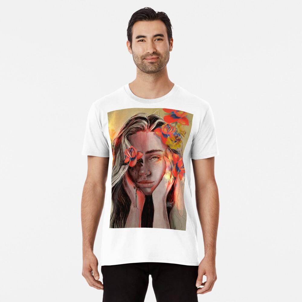 ROSE Camiseta premium