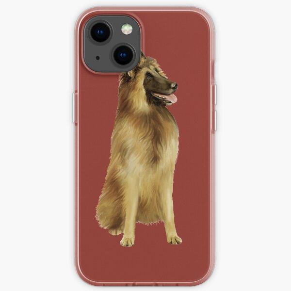 Belgian Tervuren iPhone Soft Case