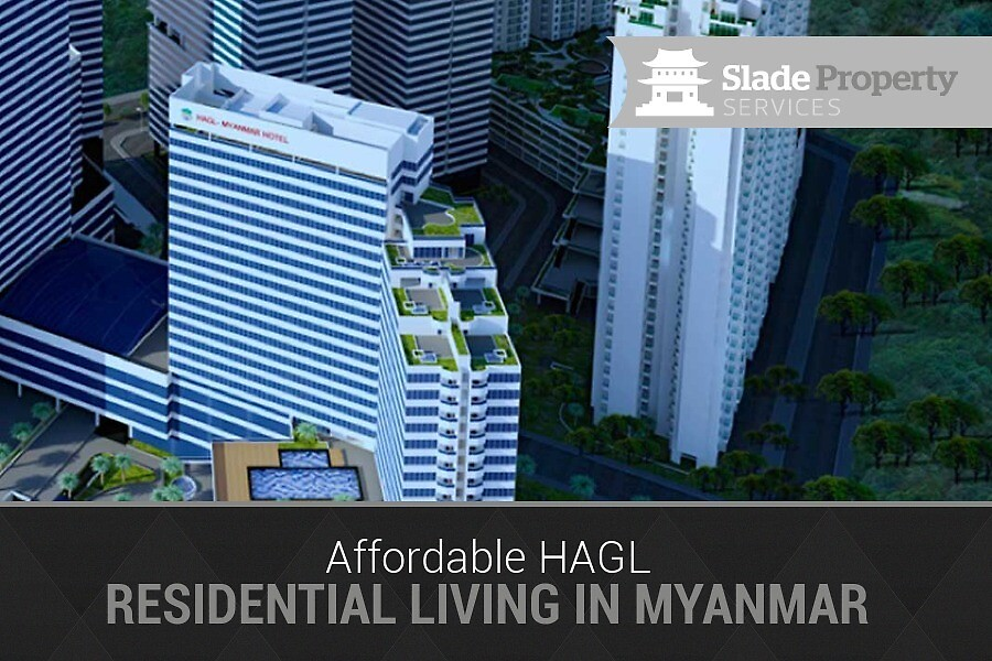 Affordable HAGL Residential Living in Myanmar by Slade Property  Services