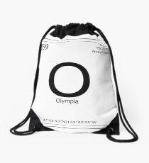 Olympia Washington Periodic Table Zeichen Turnbeutel