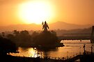 Haridwar: The devine morning by Dinni H
