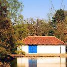 Boat House by Stephanie Hillson