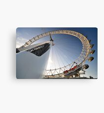 London Eye Leinwanddruck