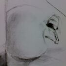 apple sketch by MetaKrissi