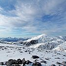 Beinn Dearg Winter by ScotLandscapes