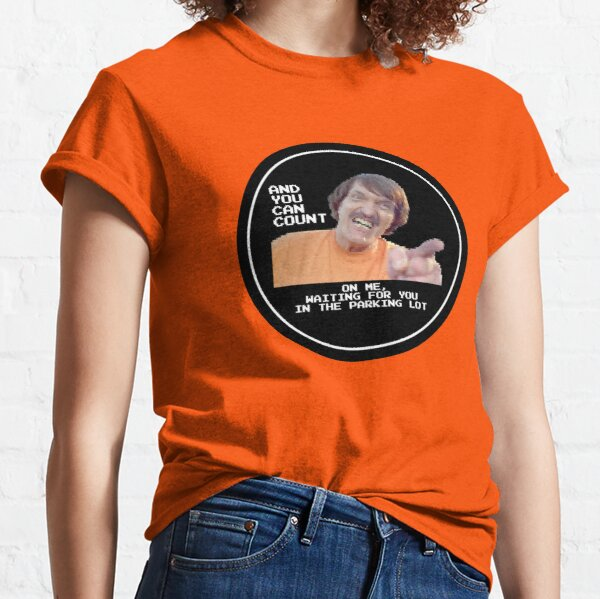 Richard Kiel Happy Gilmore Mr. Larson Guns Don't Kill People I Kill People Classic T-Shirt